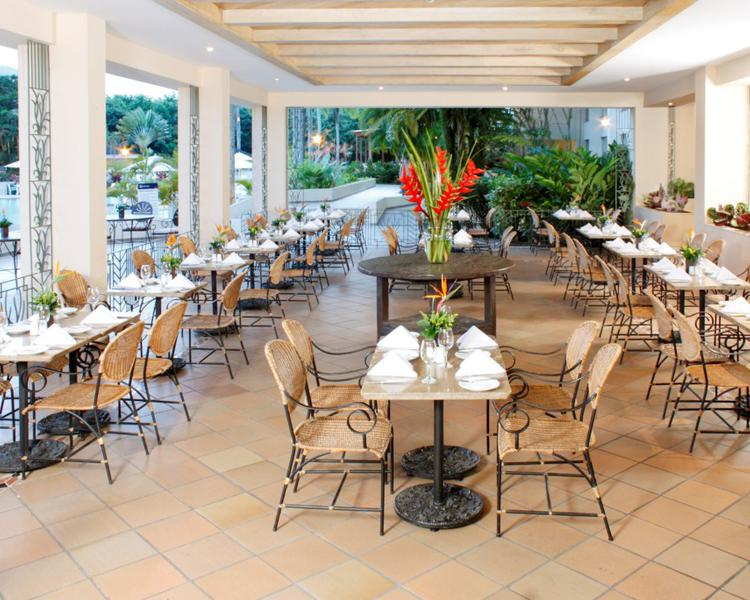 LE BISTROT RESTAURANT ESTELAR Altamira Hotel Ibague