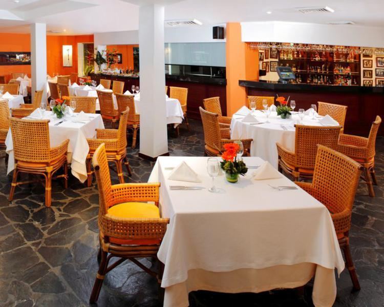 TOSCANA RESTAURANT ESTELAR Altamira Hotel Ibague