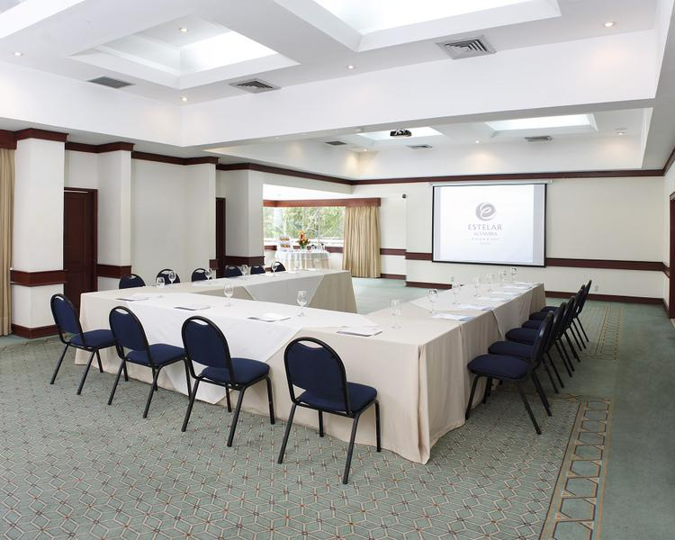 AMBALENA MEETING ROOM ESTELAR Altamira Hotel