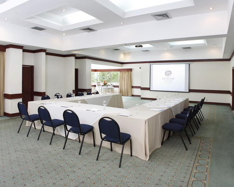 AMBALENA MEETING ROOM ESTELAR Altamira Hotel Ibague