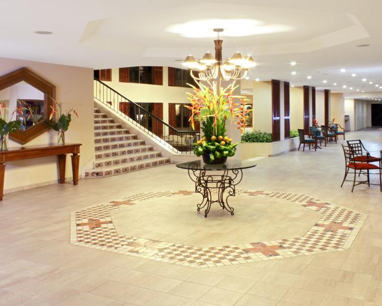LOBBY ESTELAR Altamira Hotel Ibague