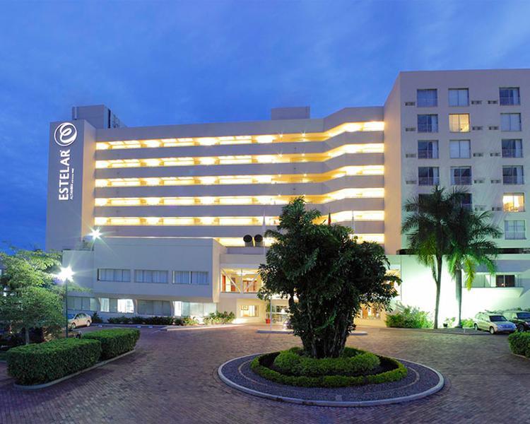 FACADE ESTELAR Altamira Hotel Ibague