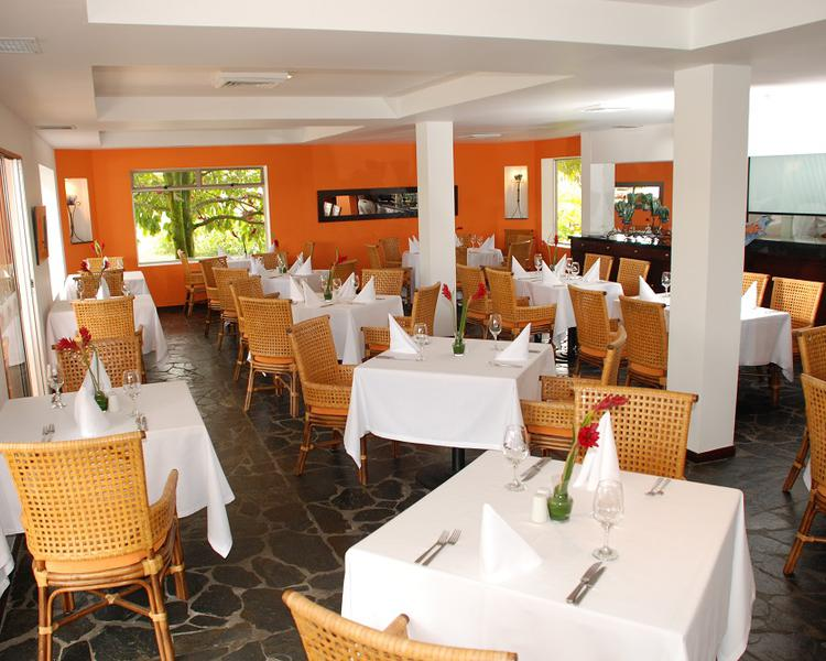 La Toscana restaurant ESTELAR Altamira Hotel Ibague